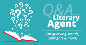 QandA with a Literary Agent on Querying, Trends, Subrights and More!