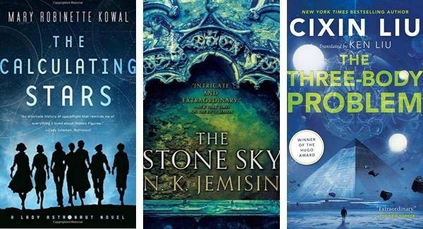 Hugo Award Winners past winners