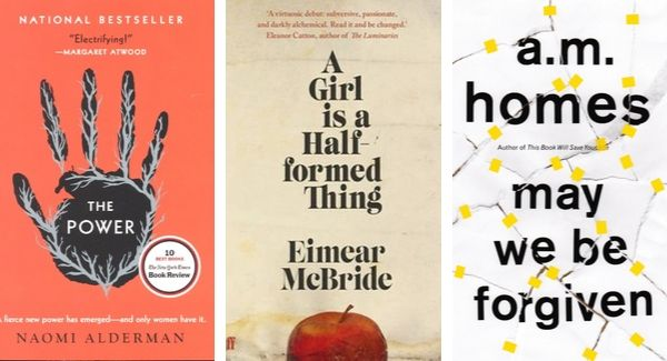 Women's prize for fiction past winners