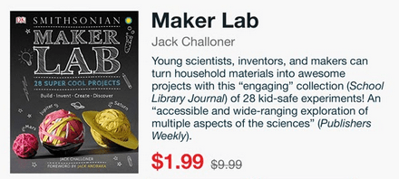 Maker Lab Discount