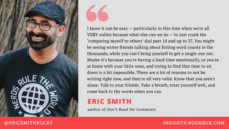 Eric Smith Quote