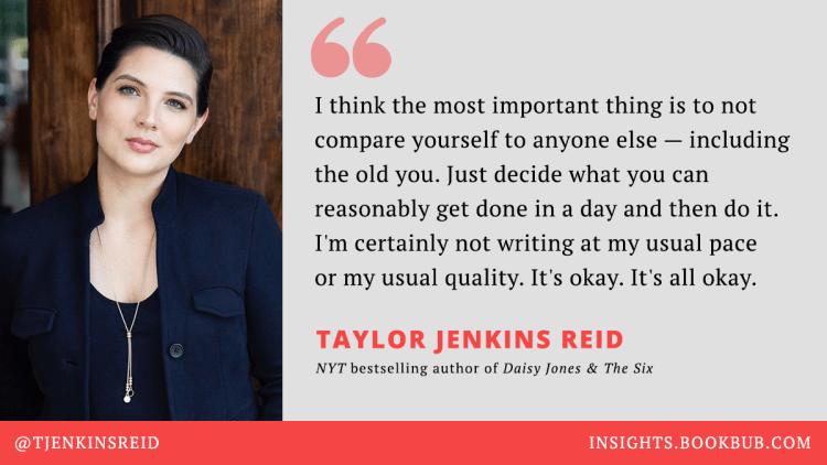 Taylor Jenkins Reid Quote