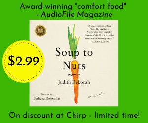Soup to Nuts Audiobook Ad