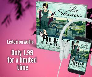 Murder at Hartigan House Audiobook Ad