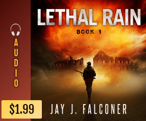 Lethal Rain Audiobook Ad