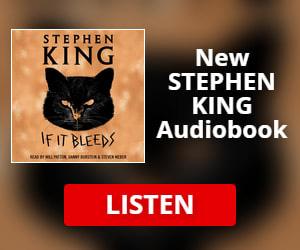 If It Bleeds Audiobook Ad