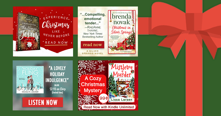 14 Holiday-Themed BookBub Ads Readers Loved