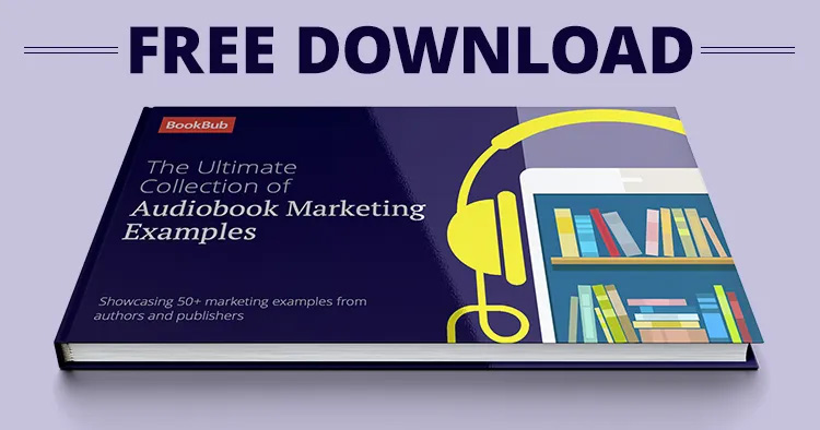 The Ultimate Collection of Audiobook Marketing Examples