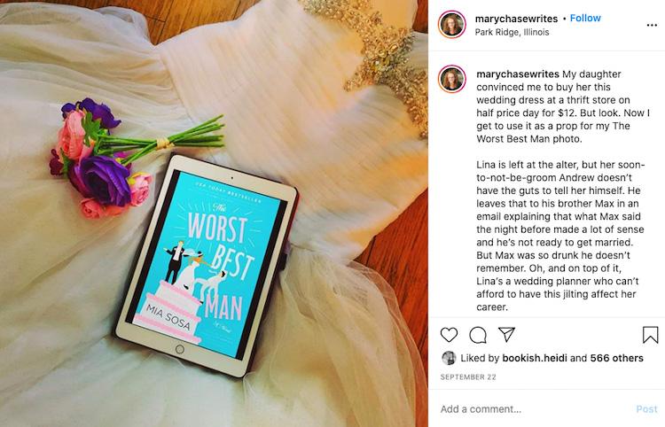 Relevant Prop Bookstagram 2