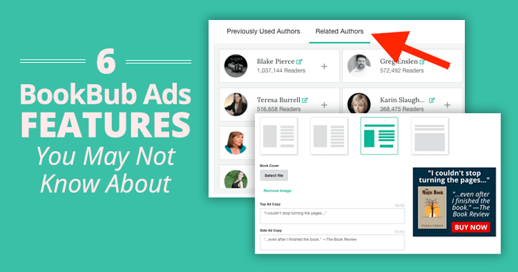 6 BookBub Ads Features You May Not Know About