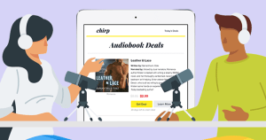 How I Boosted Audiobook Sales: Switching to Two Narrators!