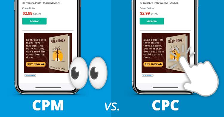 BookBub Ads: When to Use CPM vs. CPC Bidding