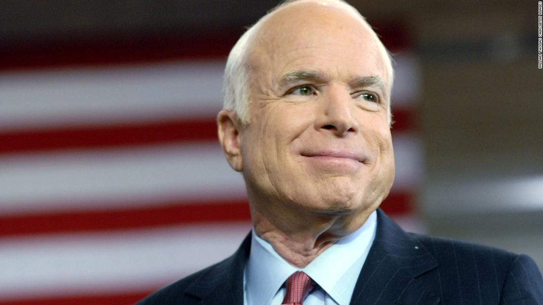 McCain Recognition Resolutions Passed So Far