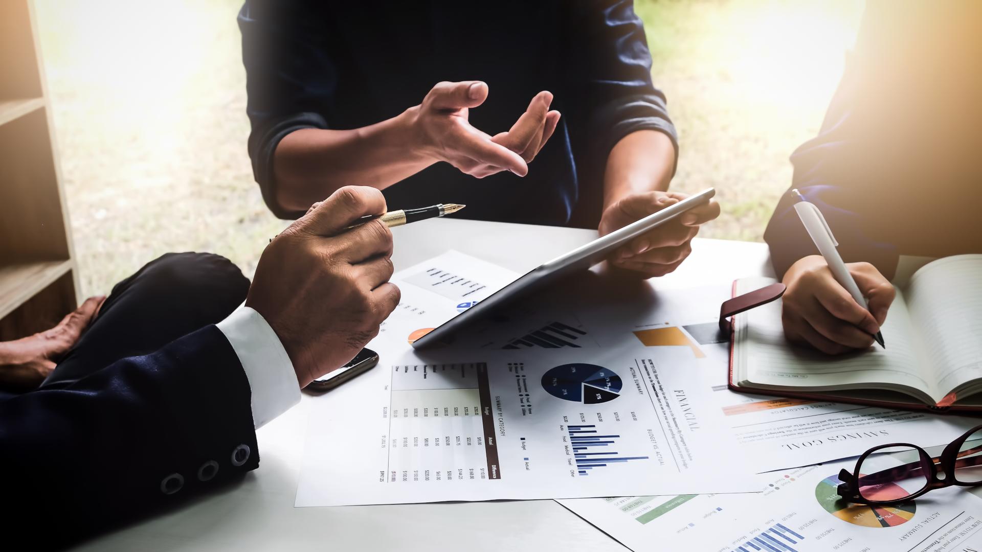 Analyse der finanziellen Unternehmensberichterstattung in Österreich