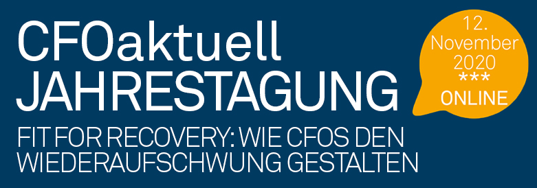 Nachlese: 4. CFOaktuell Jahrestagung | Fit for Recovery