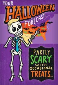 Halloween Card from Hallmark