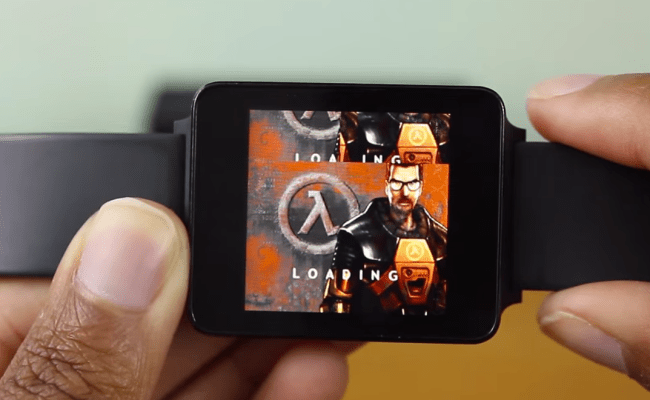 Porting Half Life And Doom Onto Android Wear