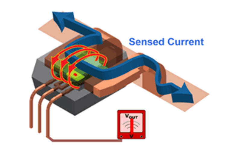 Tsv Temperature Sensor Typical Application Circuit