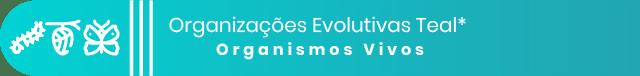 Organizações evolutivas teal.