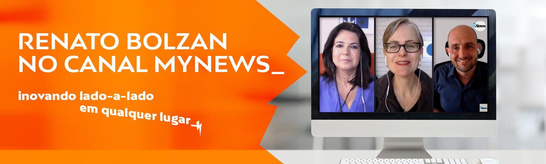 Canal MyNews em conversa com nosso CEO: assista à gravação