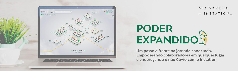 Como a Via Varejo está engajando e empoderando seus talentos com o Invillia InStation? A história de um escritório virtual guiado por dados e inovação