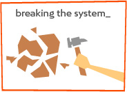 Traditional QA - Breaking the system