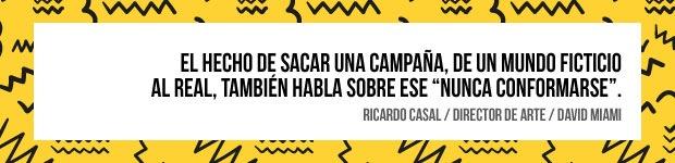 Ricardo Casal pass the heinz