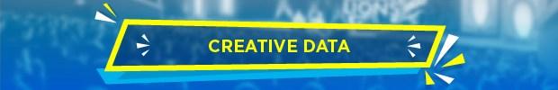 Cannes Lion 2017 creative data
