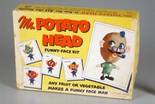 mr potato head hasbro 1952