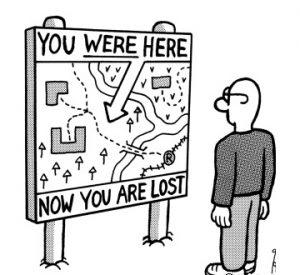 nos perdimos