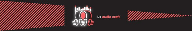 Lux Awards Shortlist 2017 - AUDIO CRAFT