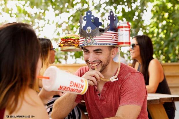 Imagen 001 Budweiser Burger King