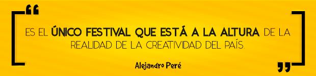 Quote 005 de Alejandro Peré: primer jurado confirmado de Lux Awards