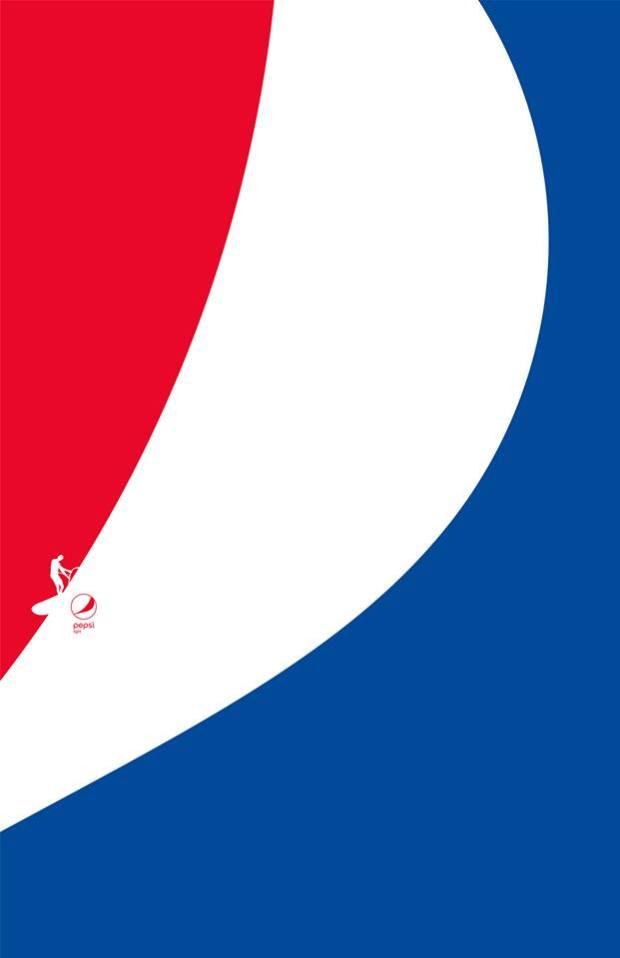 Imagen 004 Pepsi Light minimalista