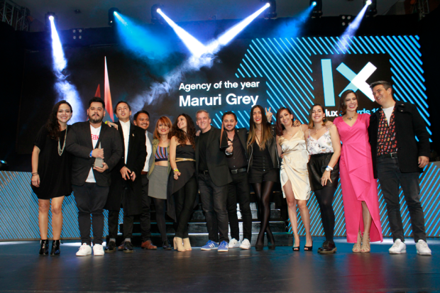 Lux Awards 2018 Agency of the Year