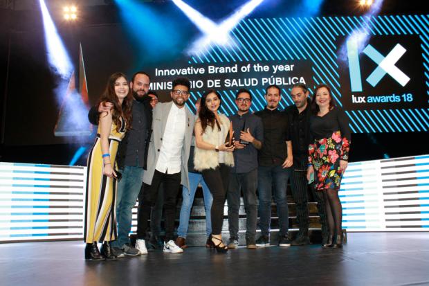 Lux Awards 2018 Innovative Brand