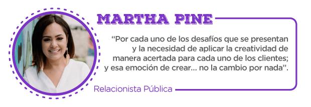 Martha Pine