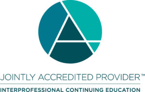 Logo for Jointly Accredited Provider Professional Continuing Education