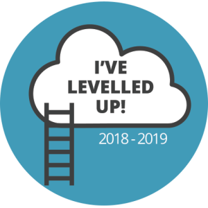 Level-Up-Button