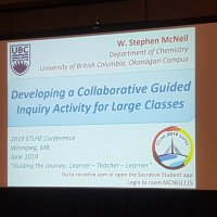 Guided Inquiry in Large Classes