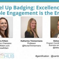 Level Up Badging: Excellence in Equitable Engagement is the Endgame