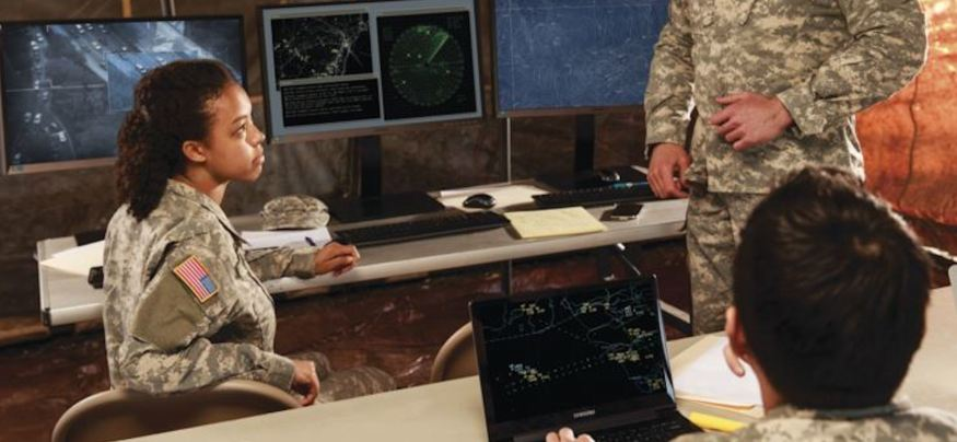Why is the military increasingly turning to virtual reality training? Much of the answer simply comes down to risk.