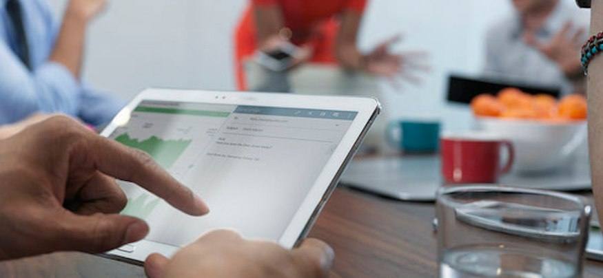 With just 45 percent of employees working in traditional offices, according to Frost & Sullivan, government organizations are increasingly turning to tablet technology to increase mobile productivity, accelerate decision-making and improve efficienc