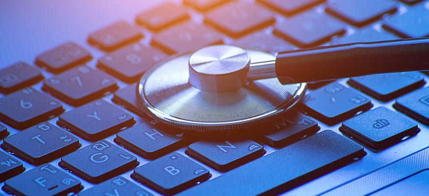Ransomware attacks are increasingly common in the healthcare industry.