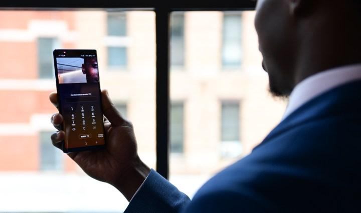 Galaxy Note9 Biometrics