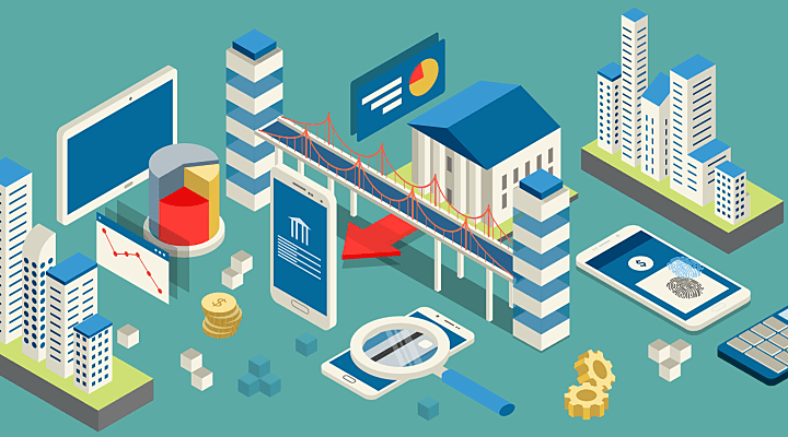Due to automation and an increase in mobility, digital disruption is taking the banking industry by storm.
