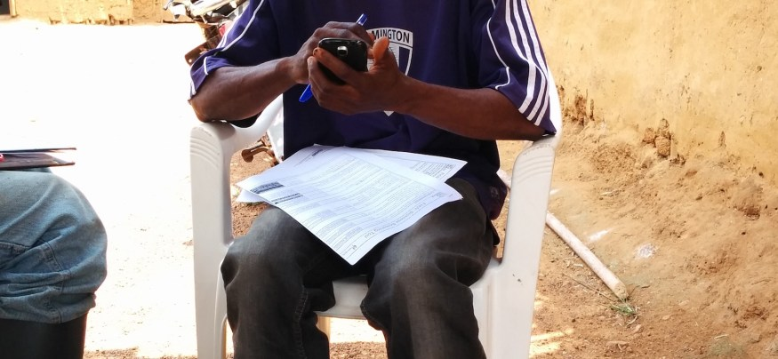 Last Mile Health Community Health Worker Using Healthcare Technology