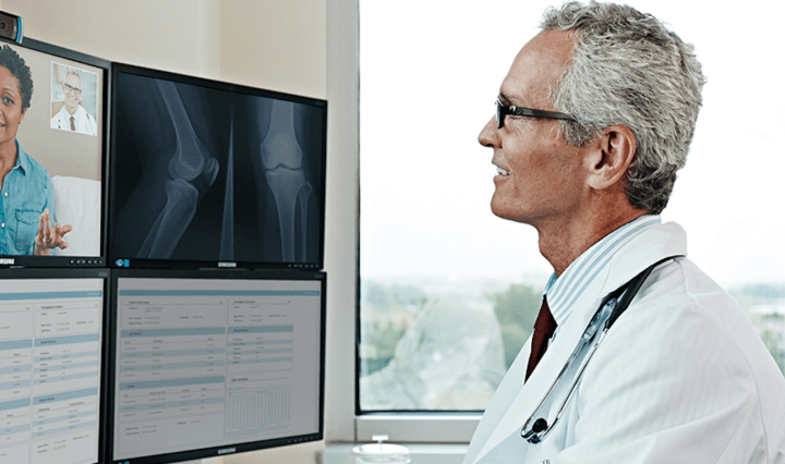 Secure authentication in healthcare cuts costs on security breaches, while making it simpler for medical staff to continue to use their tools effectively.