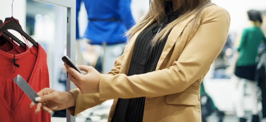 A majority of shoppers use their smartphones as shopping tools, and retailers should encourage this mobile connectedness.