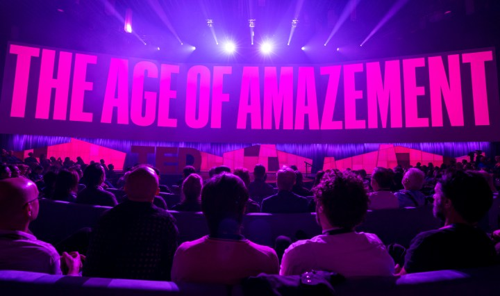 The Age of Amazement